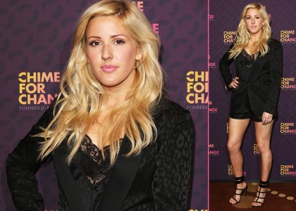 Ellie Goulding -the voice Artiste -chanteuse  dans The voice artistes ellie-goulding